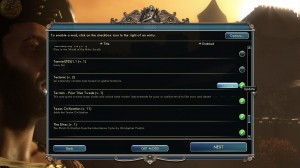 Your Guide to Civ V Modding MadnessStep 3 choose and update mods