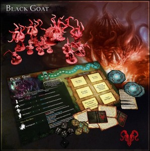 cthulhu wars june 19 2013 Black Goat