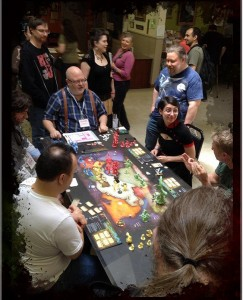 cthulhu wars june 19 2013 Gaming Table