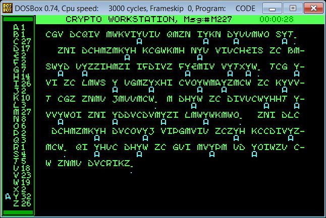 CA-message decoding