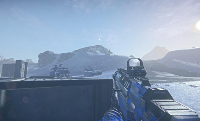 Forum member RooksBailey shares his adventures in Planetside 2 as he heads for cover when the enemy armor shows up