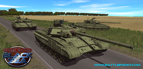 Combat Mission Black Sea Screenshot