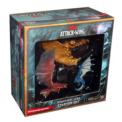 dnd attack wing