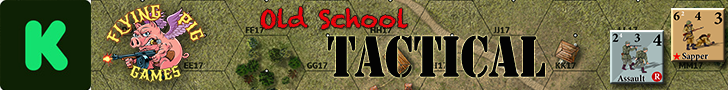 Old School Tactical from Flying Pig Games