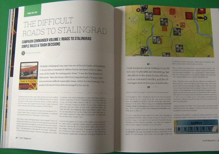 Campaign Commander Vol. 1: Roads to Stalingrad, real wargaming with blocks.