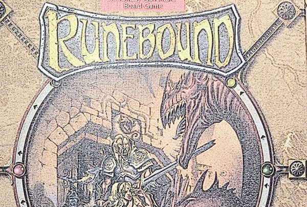Classic Reviews: Runebound 2nd Ed (FFG)