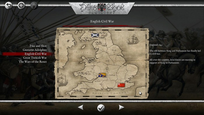 One of my favourite Pike and Shot Campaigns is the English Civil War.