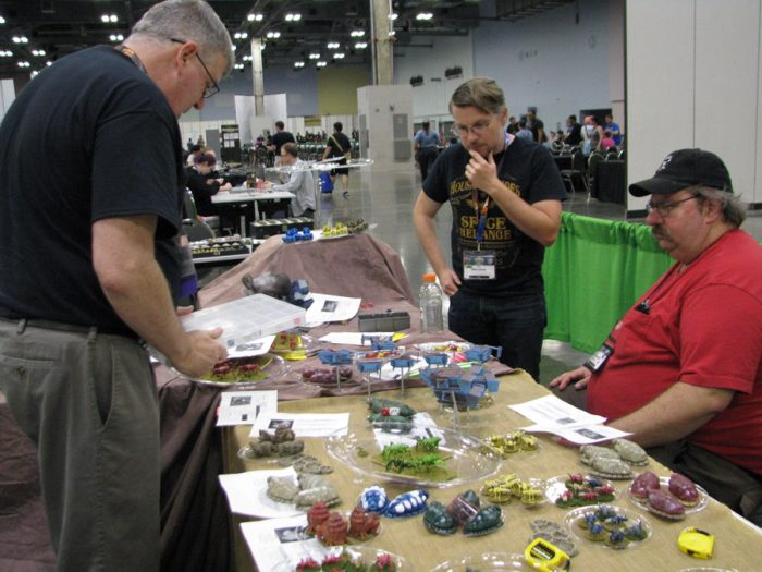 More HQC at Origins