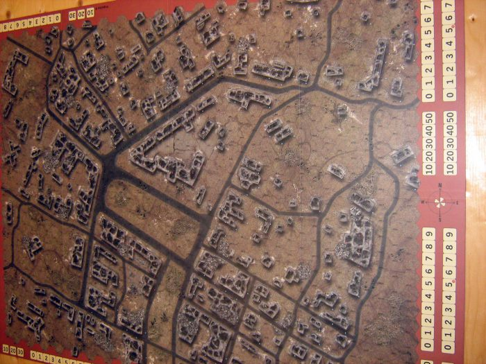 "Stalingrad map in all it's glory. 30""x41"" !"