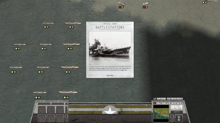 Navy a fleet comes to the rescue