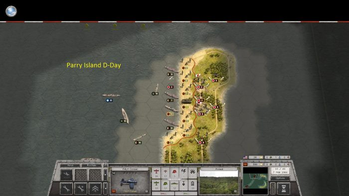 D-Day Parry Island