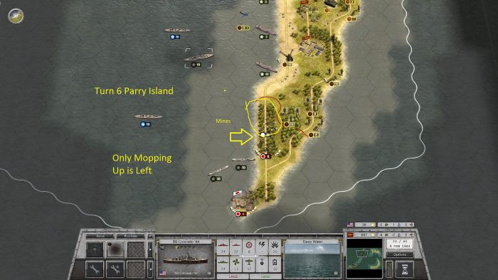 Parry Island Turn 6