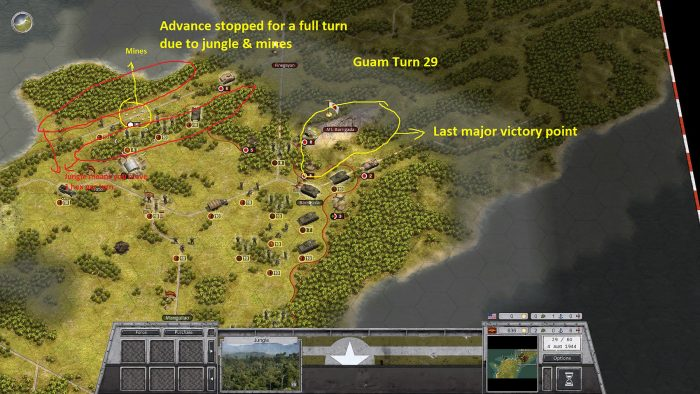 Guam Turn 29 - Roadblocks