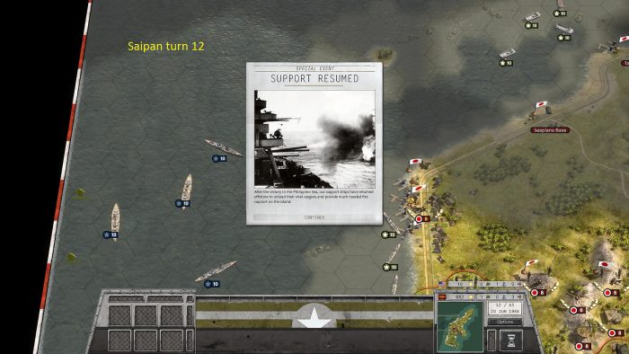 Battleships Return on Turn 12