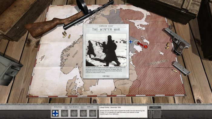 WinterWar-1 - Scenario 1 Intro