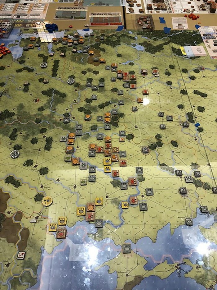 Blitzkrieg Historical set up playthrough