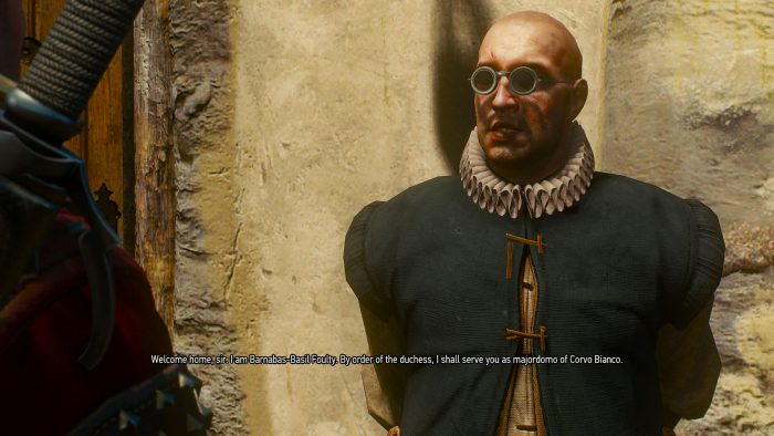Gus Witcher 3 1 5