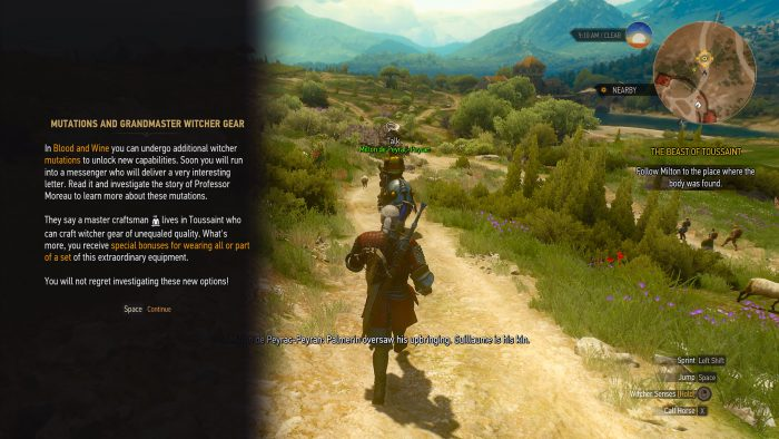 Gus Witcher 3 1 9