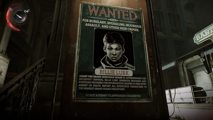 Gus Dishonored 1 4