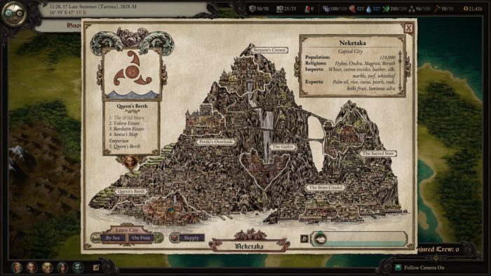 11 Easy to Navigate City Map