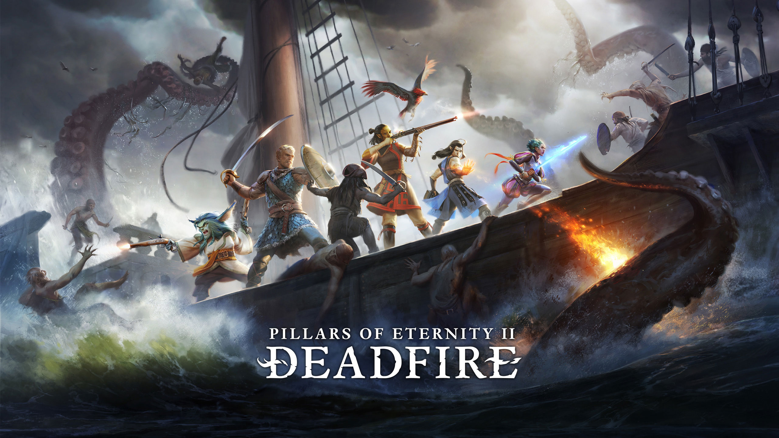 Pillars of Eternity 2: Deadfire Review! | GrogHeads