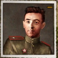 Major Bad Haircut Soviet Ground Commander
