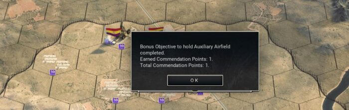 5 Gaining a Bonus Objective