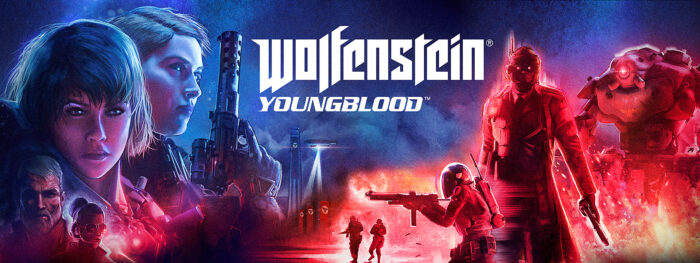 Wolfenstein Youngblood banner