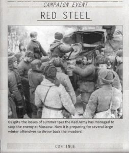 Red Steel Intro